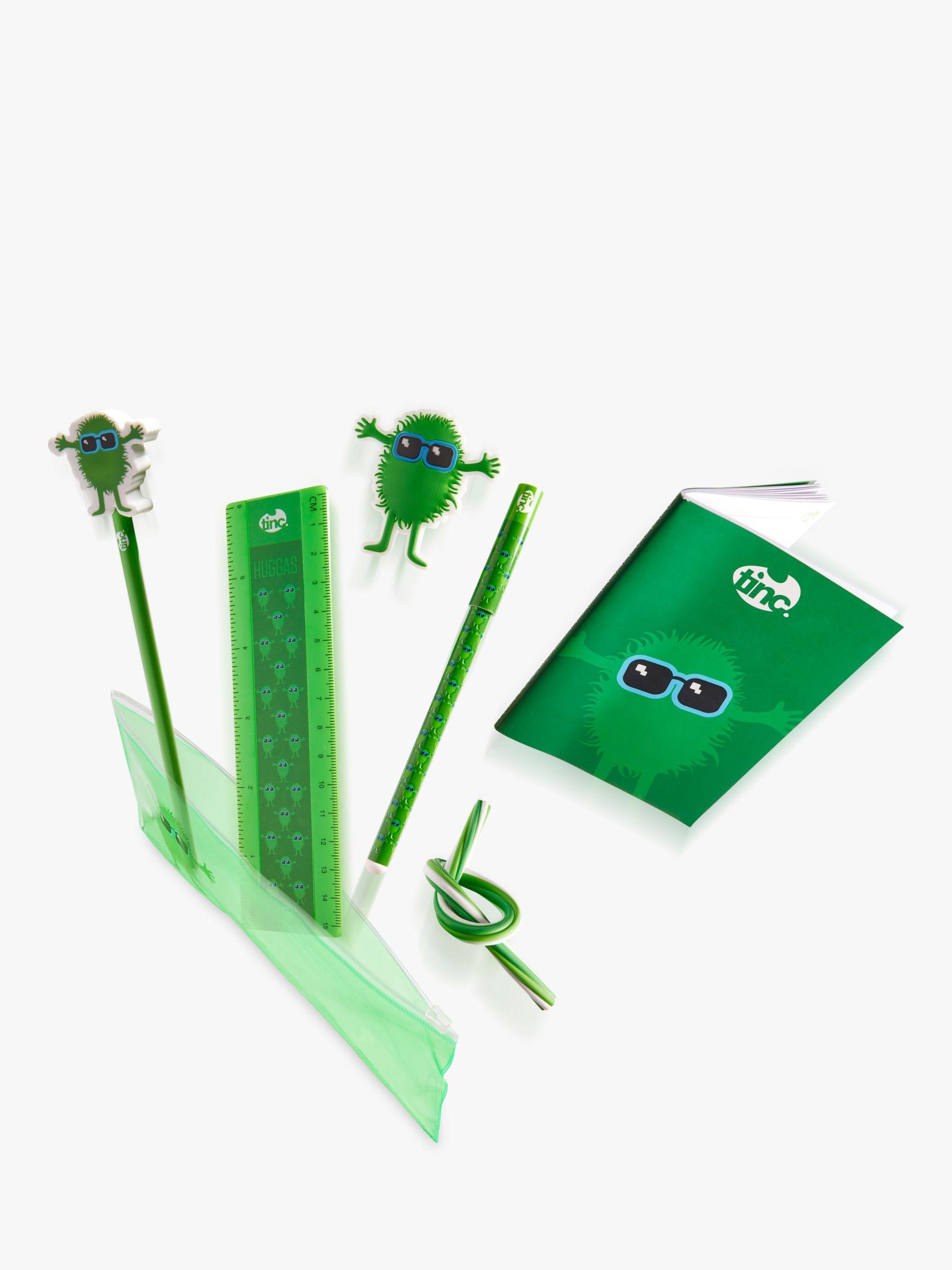 Tinc Tinc Green Stationery Set Starter Pack