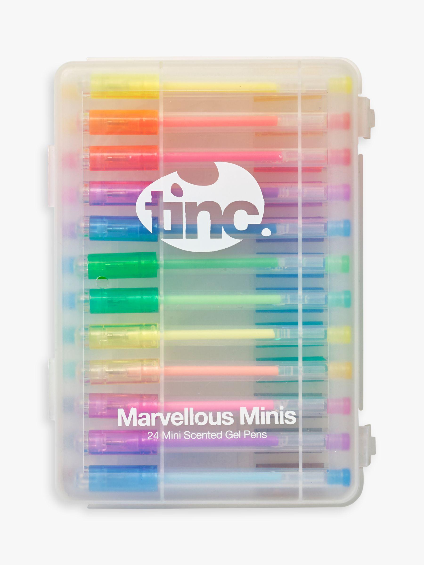 Tinc Tinc Marvellous Mini Gel Pens, Pack of 24