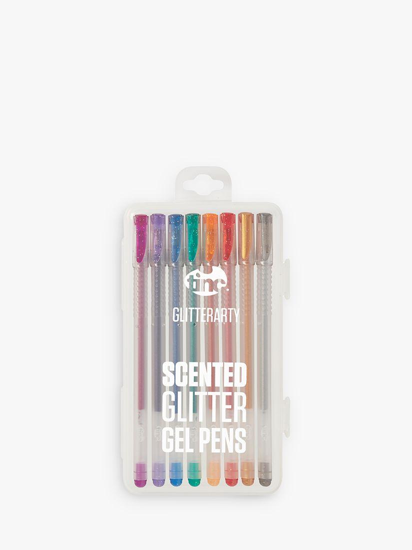Tinc Tinc Glitterarty Gel Pens, Pack of 8