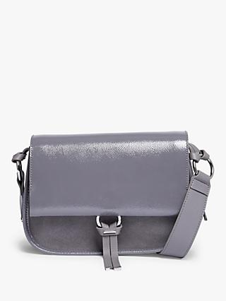 Ted Baker Harrlee Leather Cross Body Bag