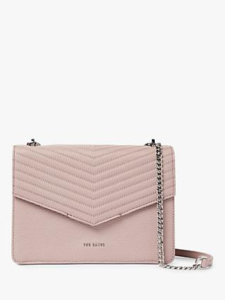 Ted Baker Beckeey Leather Crossbody Bag