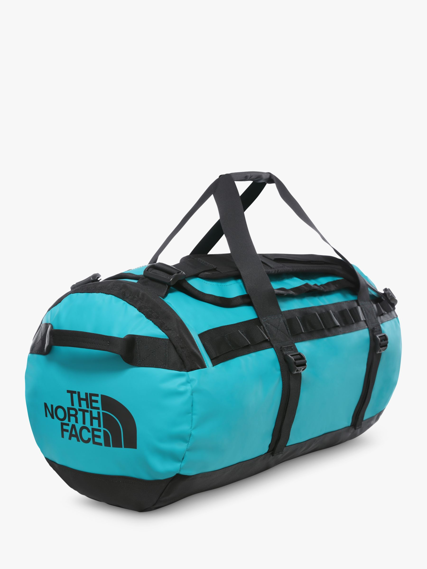 The North Face The North Face Base Camp Duffel Bag, Medium, Fanfare Green/TNF Black