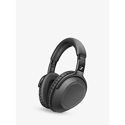 Image of Sennheiser PXC550 II Wireless Bluetooth Noise Cancelling Over-Ear Headphones with Mic/Remote, Black