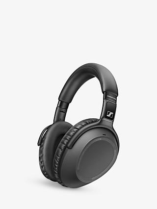 Sennheiser PXC550 II Wireless Bluetooth Noise Cancelling Over-Ear Headphones with Mic/Remote, Black