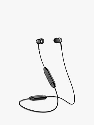 Sennheiser CX 150BT Wireless Bluetooth In-Ear Headphones with Mic/Remote, Black