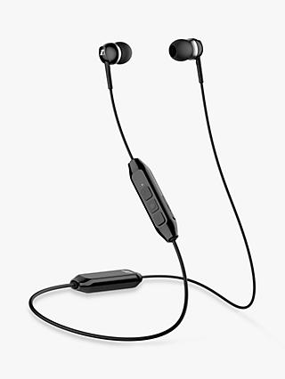 Sennheiser CX 350BT Wireless Bluetooth In-Ear Headphones with Mic/Remote, Black
