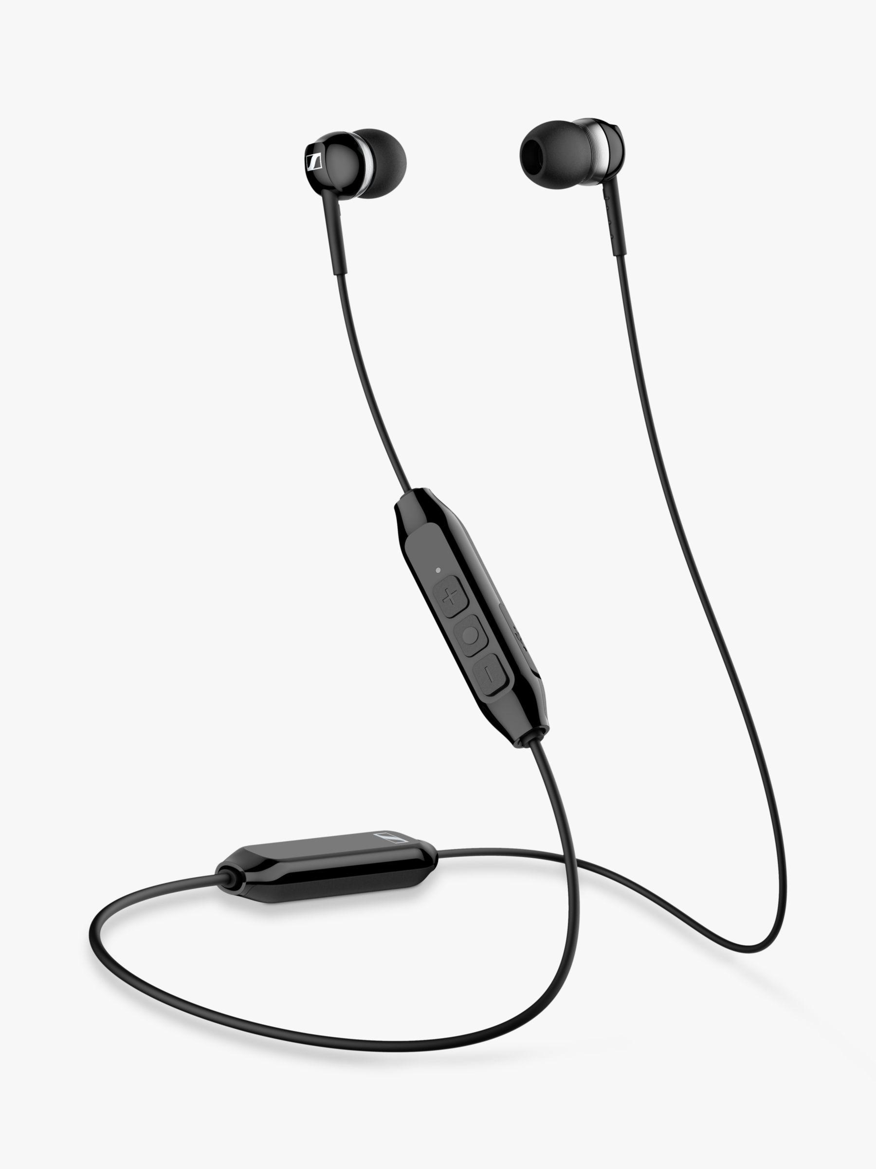 Sennheiser Sennheiser CX 350BT Wireless Bluetooth In-Ear Headphones with Mic/Remote, Black