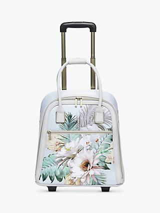 Ted Baker Gerdaa Woodland Travel Bag, Grey