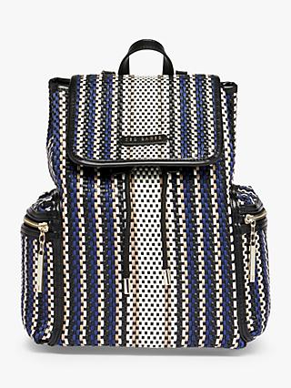 Ted Baker Allizza Drawstring Backpack, Blue