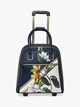 Ted Baker Talaya Savanna Travel Bag, Dark Blue