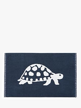 ANYDAY John Lewis & Partners Turtles Terry Cotton Bath Mat