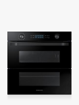 Samsung Dual Cook Flex NV75N5641RB/EU Electic Single Oven, A+ Energy Rating, Black