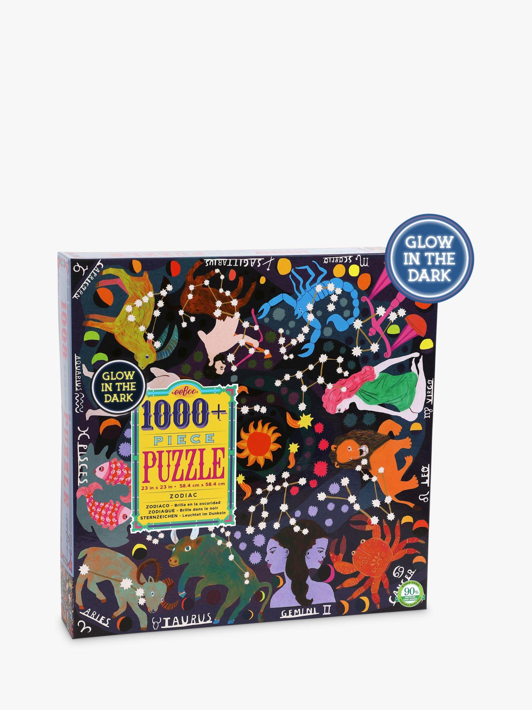Eeboo eeBoo Zodiac Jigsaw Puzzle, 1000 Pieces