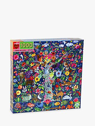 eeBoo Tree of Life Jigsaw Puzzle, 1000 Pieces