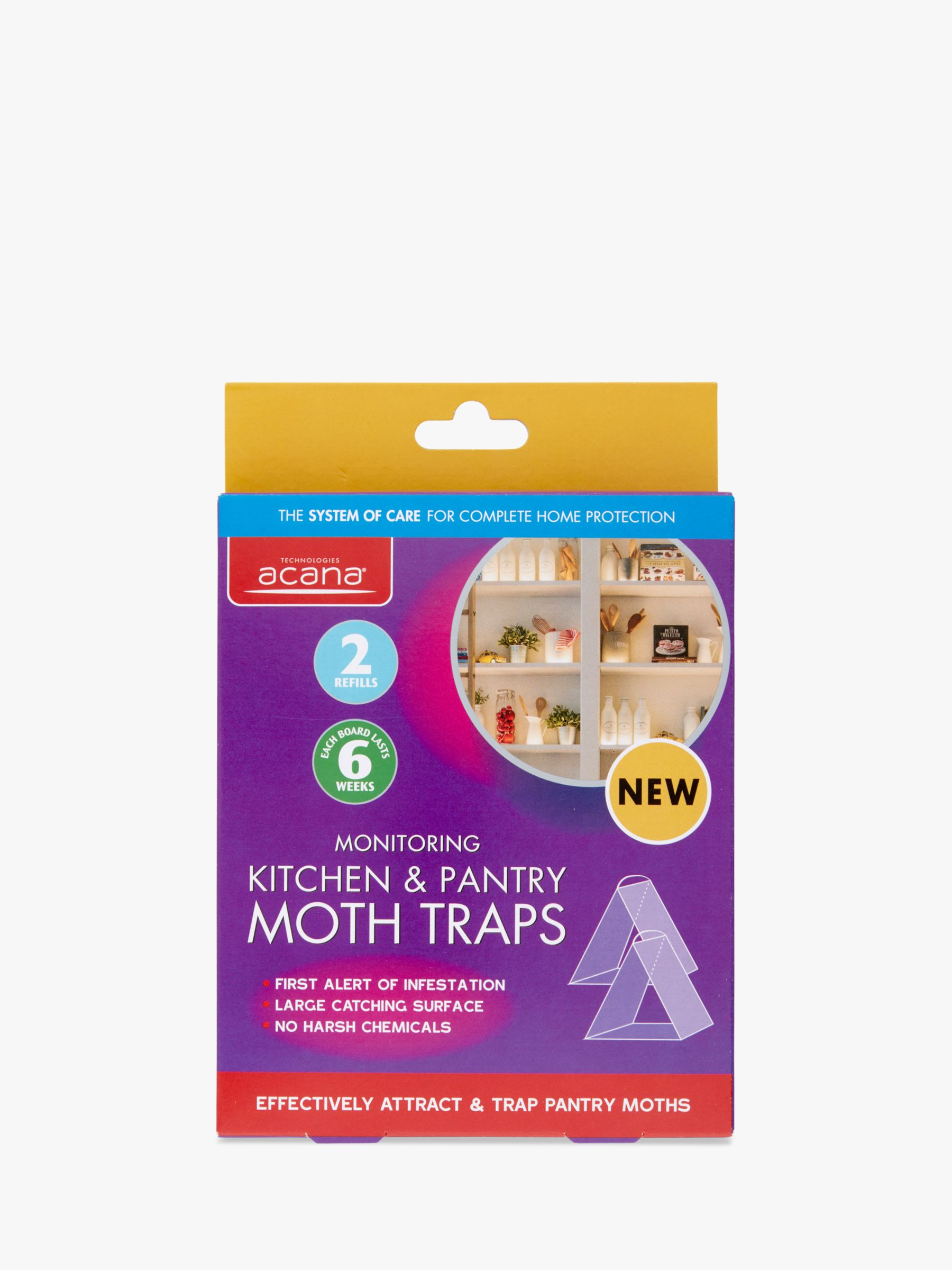 Acana Acana Kitchen and Pantry Moth Trap, Pack of 2