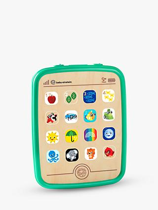 Baby Einstein Magic Touch Curiosity Wooden Tablet Activity Toy