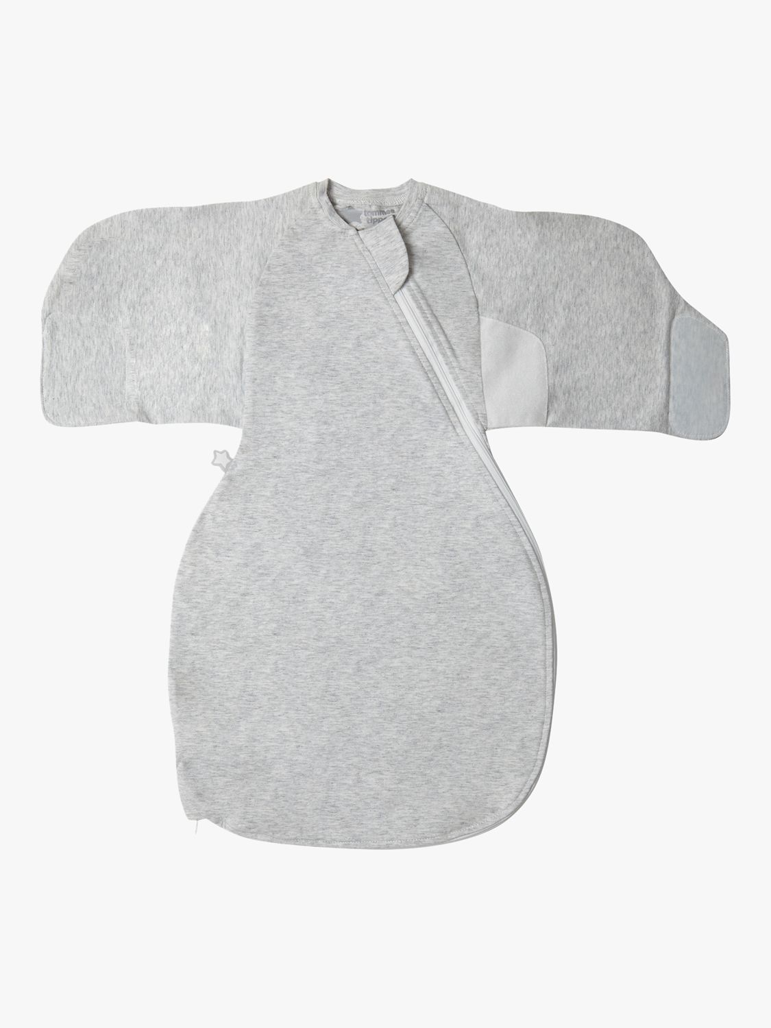 Tommee Tippee Tommee Tippee The Original Grobag Newborn Swaddle Wrap, 0-3 Months, Grey Marl