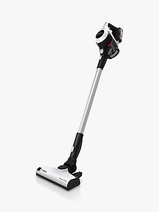 Bosch BCS611GB Series 6 Cordless Vacuum Cleaner, White