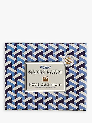 Ridley's Games Movie Quiz Night Game