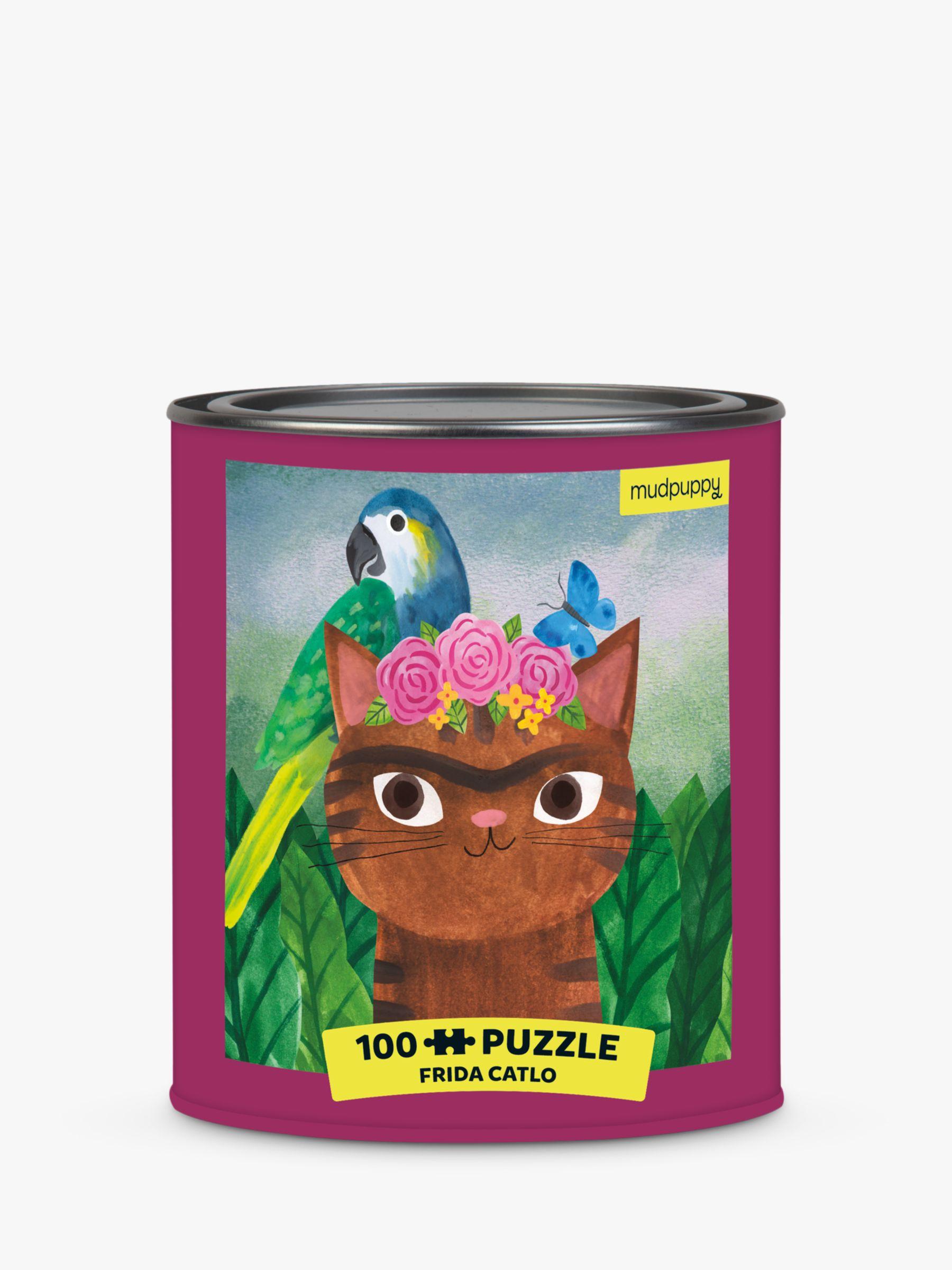Galison Galison Frida Catlo Jigsaw Puzzle, 100 Pieces