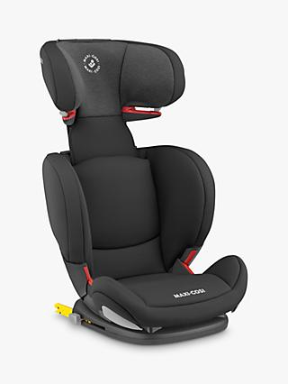 Maxi-Cosi Rodifix Air Protect Group 2/3 Car Seat, Authentic Black