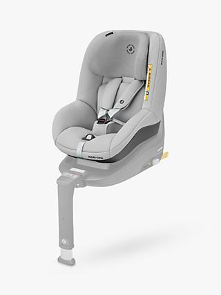 Maxi-Cosi Pearl Smart i-Size Car Seat, Authentic Grey