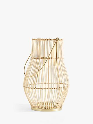 Anthropologie Jolie Lantern Candle Holder, H55 cm