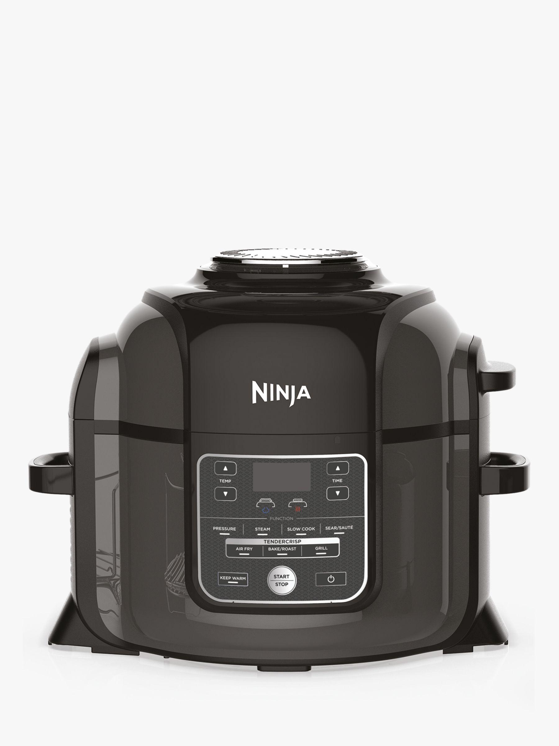 Ninja Foodi OP300UK Multi Cooker, Black
