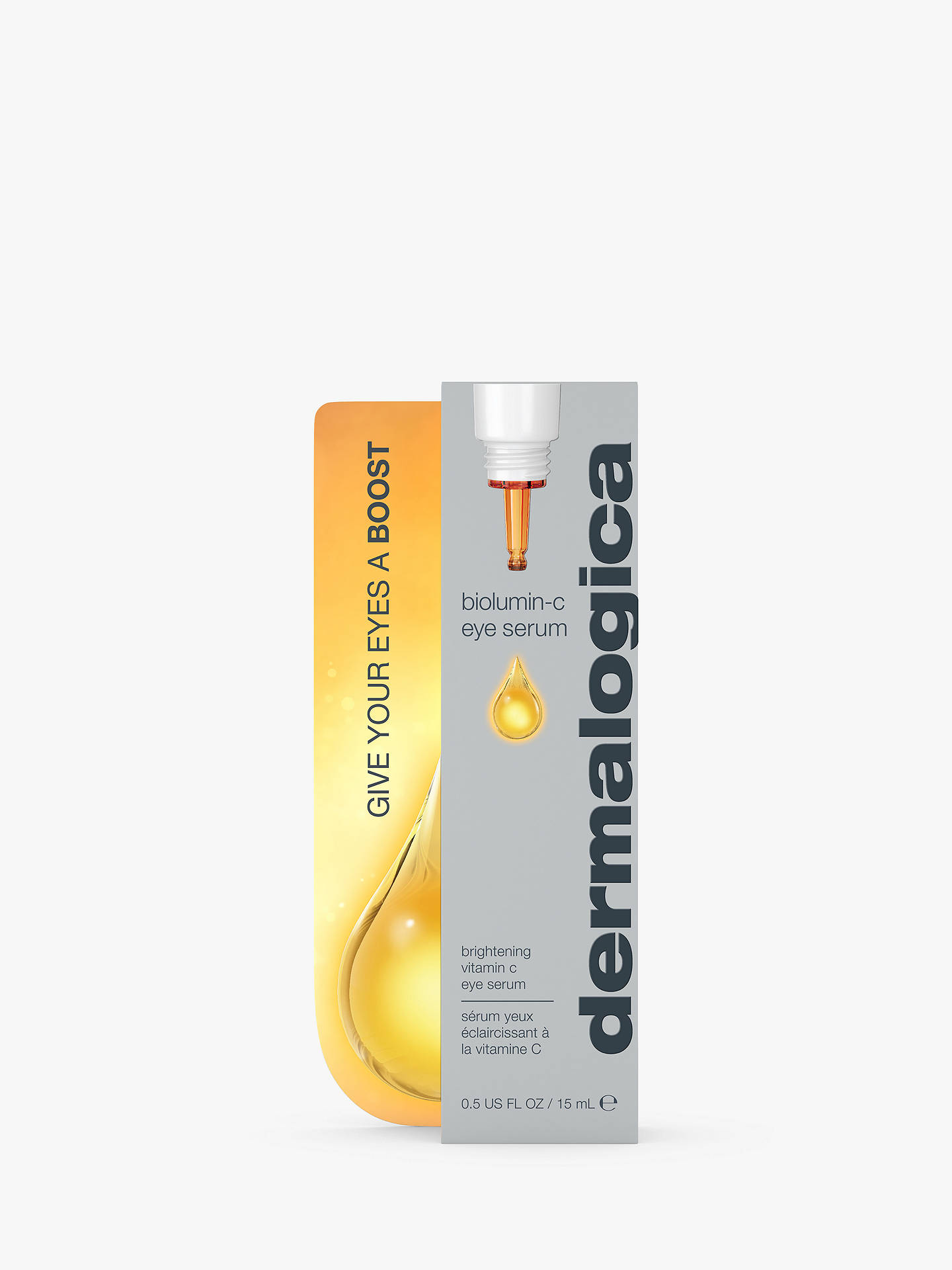 Buy Dermalogica Biolumin-C Eye Serum, 15ml Online at johnlewis.com
