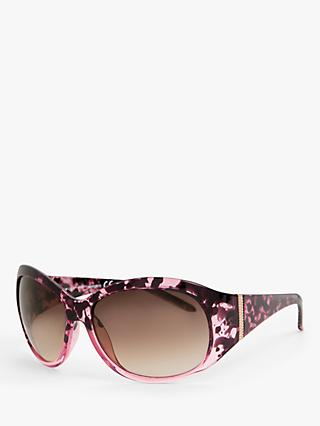 John Lewis & Partners Women's Large Oval Sunglasses