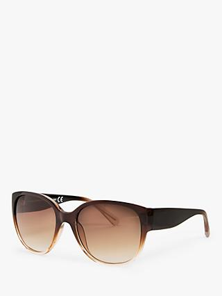 John Lewis & Partners Women's Graduated Square Sunglasses