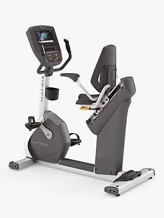 Matrix Fitness Commercial H3XE Hybrid Exercise Bike