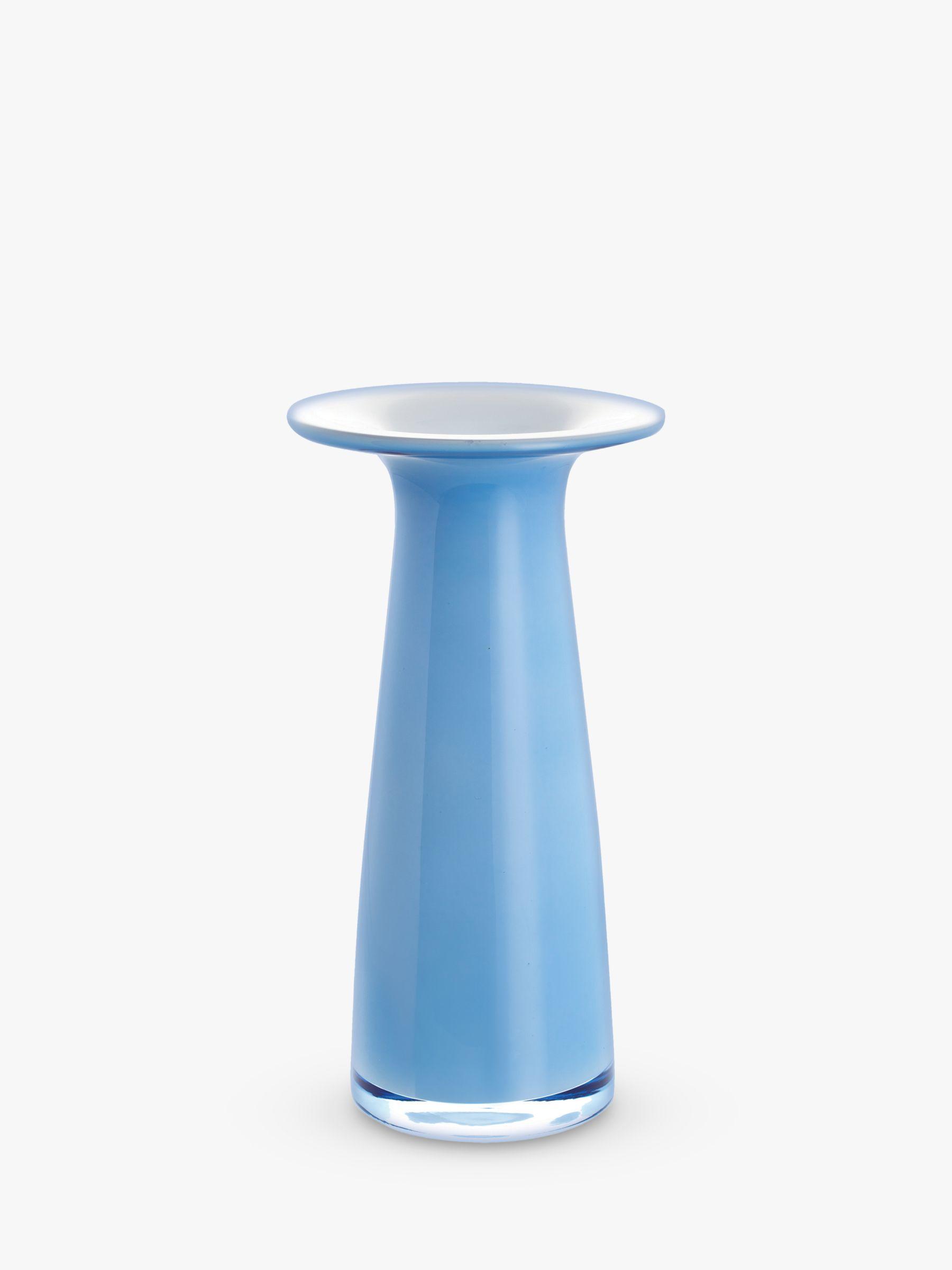Dartington Crystal Dartington Crystal Juno Vase, H19cm