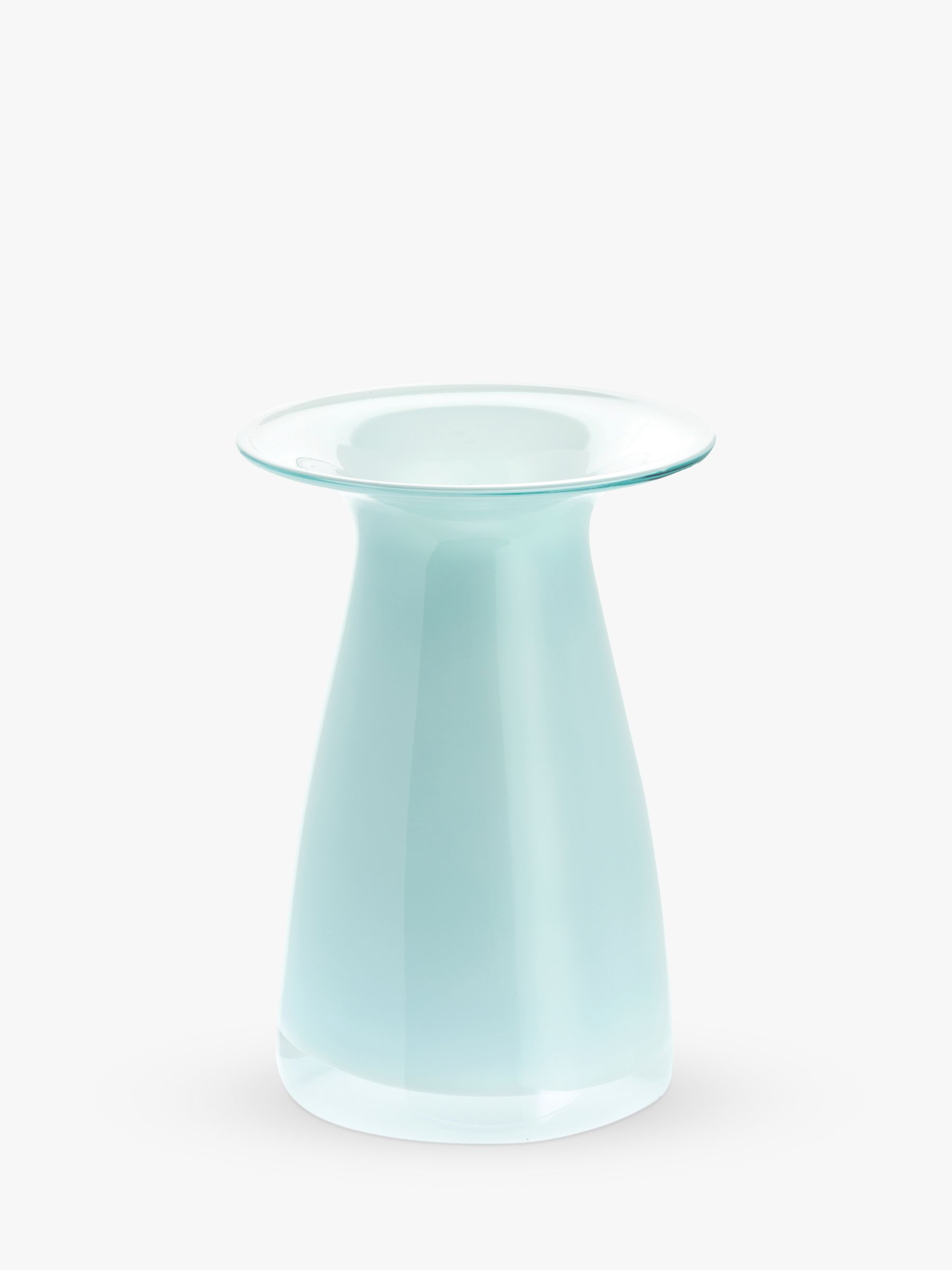 Dartington Crystal Dartington Crystal Juno Vase, H20.5cm