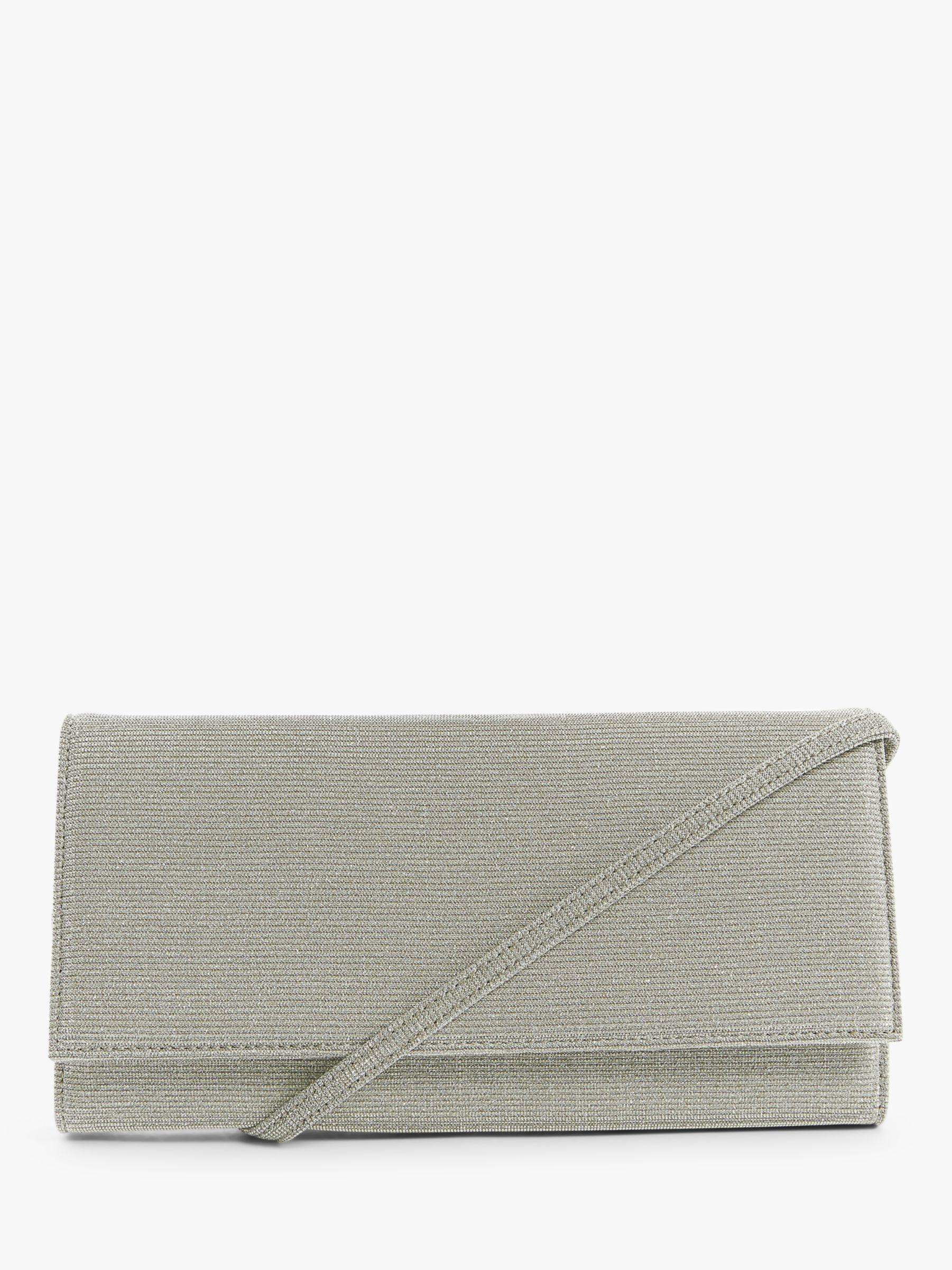 Peter Kaiser Peter Kaiser Hesa Clutch Bag, Sand Shimmer