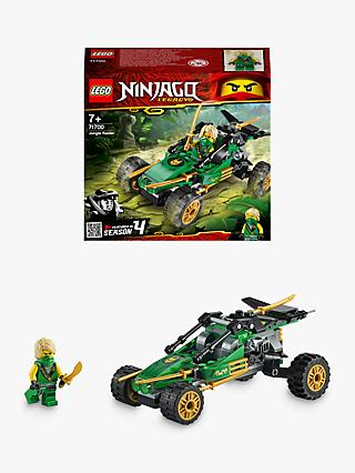 LEGO Ninjago 71700 Legacy Jungle Raider