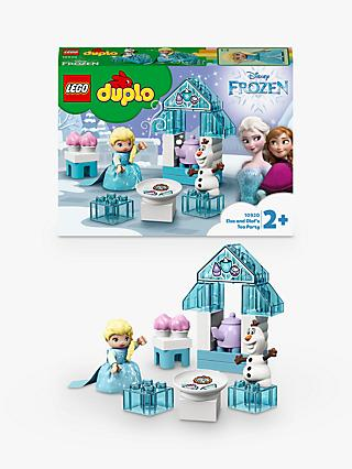 LEGO DUPLO Frozen II 10920 Elsa and Olaf's Ice Party