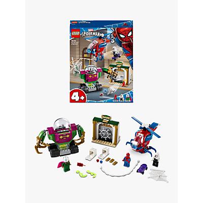 LEGO Marvel Spider Man 76149 The Menace Of Mysterio
