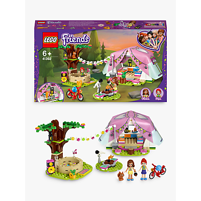 LEGO Friends 41392 Nature Glamping Adventure