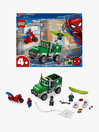 LEGO Marvel Spider-Man 76147 Vulture's Trucker Robbery