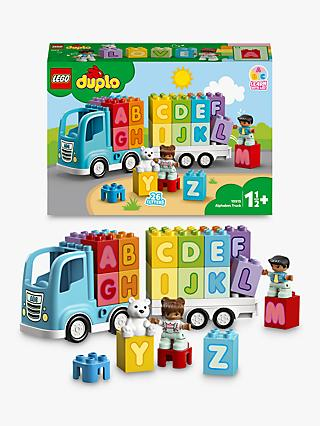 LEGO DUPLO 10915 My First Alphabet Truck