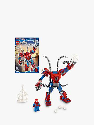LEGO Spider-Man 76146 Spider-Man Mech Action Figure
