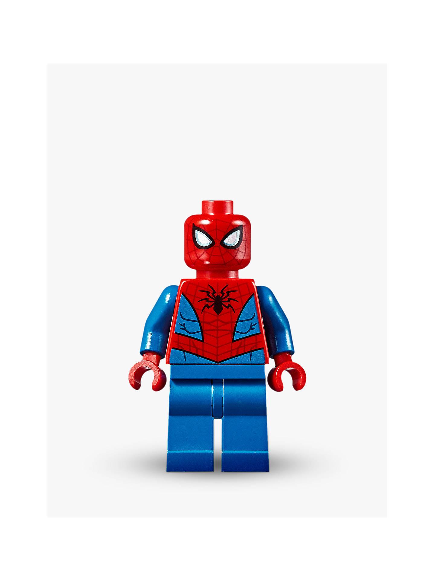 Printed On LEGO Parts Spider man Custom Designed Minifigure Spider woman