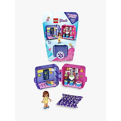 LEGO Friends 41402 Olivias Play Cube