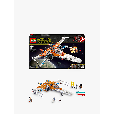 LEGO Star Wars 75273 Poe Damerons X-wing Fighter