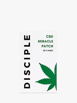 Disciple CBD Miracle Patch, 30 x 8mg