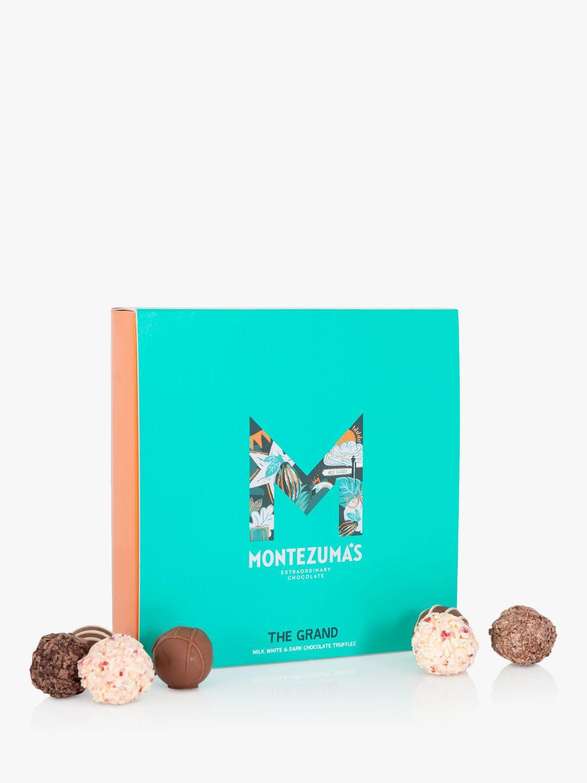 Montezuma's Montezuma's The Grand, Milk, White and Dark Chocolate Truffles 350g