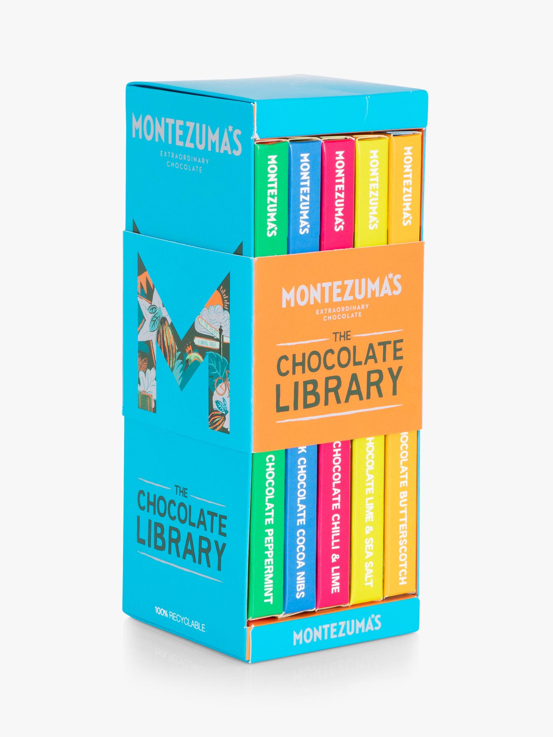Montezuma's Montezuma's Chocolate Bar Library, 450g