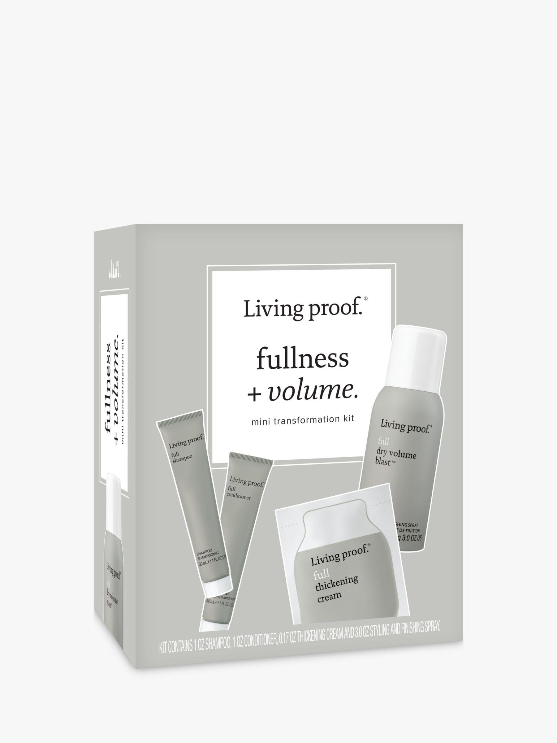Living Proof Living Proof Full Fullness + Volume Mini Transformation Kit