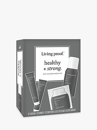 Living Proof PHD Healthy and Strong Mini Transformation Kit